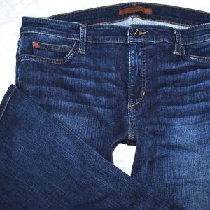 Joe's Provocateur Boot Stretch Denim Jeans 33 x 30
